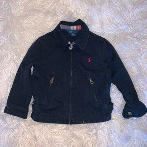 Boys Polo Coat